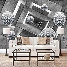 LHGBGBLN 3D self-Adhesive Wallpaper Retro Cement