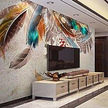LHGBGBLN 3D self-Adhesive Wallpaper Retro Fashion