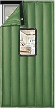 Lhh Thermal Insulated Door Curtain with