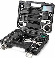 LHK Bicycle Repair Tool Kit, with Chain Pedal