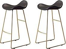LHL-DD Kitchen Chairs Barstool Wrought Iron Bar