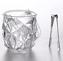 Lhl Simple Ice Bucket, Glass Bottle Wine Beer To