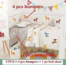LHOUSSAINE Bedding Sets - super soft cotton baby