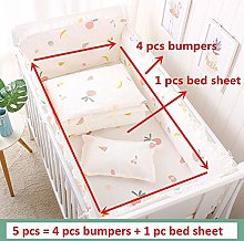 LHOUSSAINE Bedding Sets - super soft cotton baby
