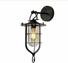 LHTCZZB Kerosene Glass Lamp Hanging Lamps LED
