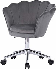 LHYLHY Velvet office desks and chairs,