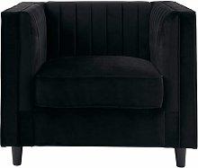 Lia Armchair Rosalind Wheeler Upholstery Colour: