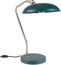 Liam duck blue desk lamp