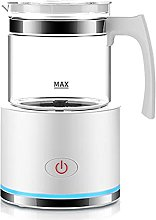 LIANG XINGS Electric Milk Foam Frother Warmer with