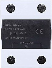 LIANGANAN 120VD Solid State Relay, 4-20mA 0-250VAC