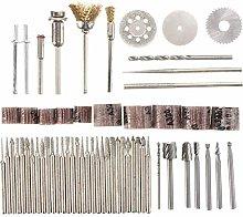 LIANGANAN Abrasive, 58pcs Tool Accessory Set