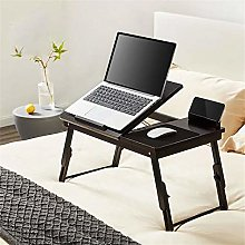 LiangDa Computer Bed Table Foldable Laptop Bed