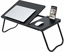 LiangDa Computer Bed Table Laptop Desk Adjustable