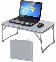 LiangDa Computer Bed Table Portable Laptop Desk