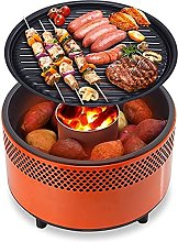 LIANGLI Barbecue Grill, Indoor Portable BBQ Gril