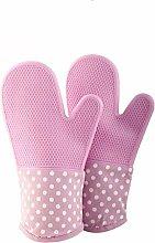 Liangzishop Heat Resistant Gloves Baking silicone