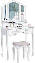 liangzishop Vanity Set Modern Makeup Vanity