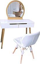 liangzishop Vanity Set Vanity Table with Drawers