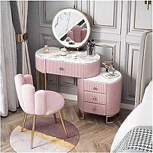 liangzishop Vanity Set Vanity Table with Mirror