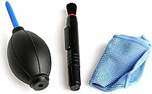 LIAWEI Camera Cleaning Kit, Lens Cleaning 3-piece