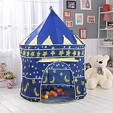 LIAWEI Childrens Teepee Play Tent, Kids Rocket