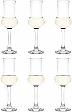 Libbey Grappa glass Nivah - 90 ml / 9 cl - Set of