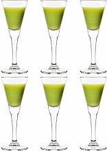 Libbey Nivah Shot Glass 50 ml / 5 cl Set of 6