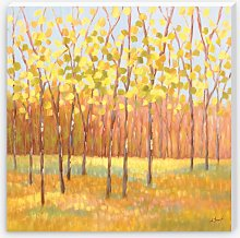 Libby Smart - 'Yellow and Green Trees'