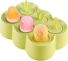 libelyef Ice Lolly Moulds, animalstyleMini