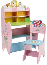 Liberty House Toys - Fairy Learning Desk With Chair