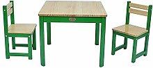 Liberty House Toys Wooden Green Boss Envy Table