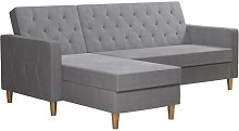 Liberty Reversible Sleeper Corner Sofa Bed
