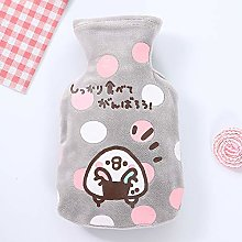 Libobo-001 Hot Water Bottle Cartoon Plush Cloth