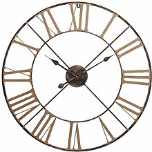 Libra Antique Quartz Outdoor Clock | Garden Clock