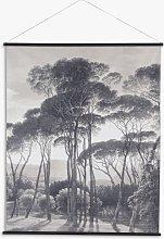 Libra Forest Hanging Print, 170 x 140cm,
