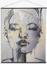 Libra Sketched Figure Hanging Print, 170 x 140cm,