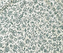 Licensed William Morris Merton Green & Cream 147cm