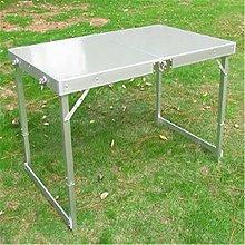 LiChaoWen Portable Camping Table Outdoor Folding