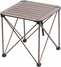 LiChaoWen Portable Camping Table Portable Outdoor