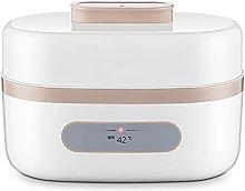 LiChaoWen Yoghurt Maker Home Yogurt Maker Mini