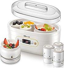 LiChaoWen Yoghurt Maker Yogurt Machine Home Mini