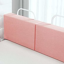 LICHUN Bed Rail For Toddler, Baby Foam Bed Bumper