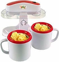 Lickleys Twin Cup Ice Cream and Slush Maker for