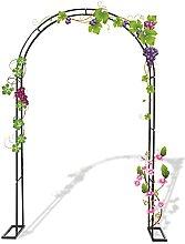 Lidengdeng Metal Garden Arch, Garden Arbor,