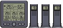 LIDY Digital Weather Station with Outdoor Indoor