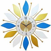 LIEOAGB Silent Wall Clock Non Ticking Modern