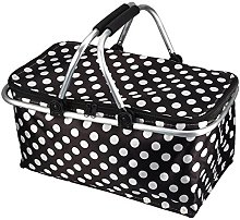 Lifesongs Picnic Bags Cool, Oxford Cloth Folding