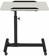 lifetech Movable Computer Desk Height Adjustable