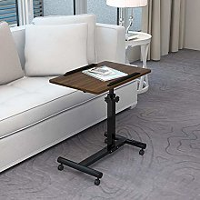 lifetech Movable Desk Height Adjustable Computer