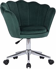 Lifetech Velvet Office Chair for Home Computer